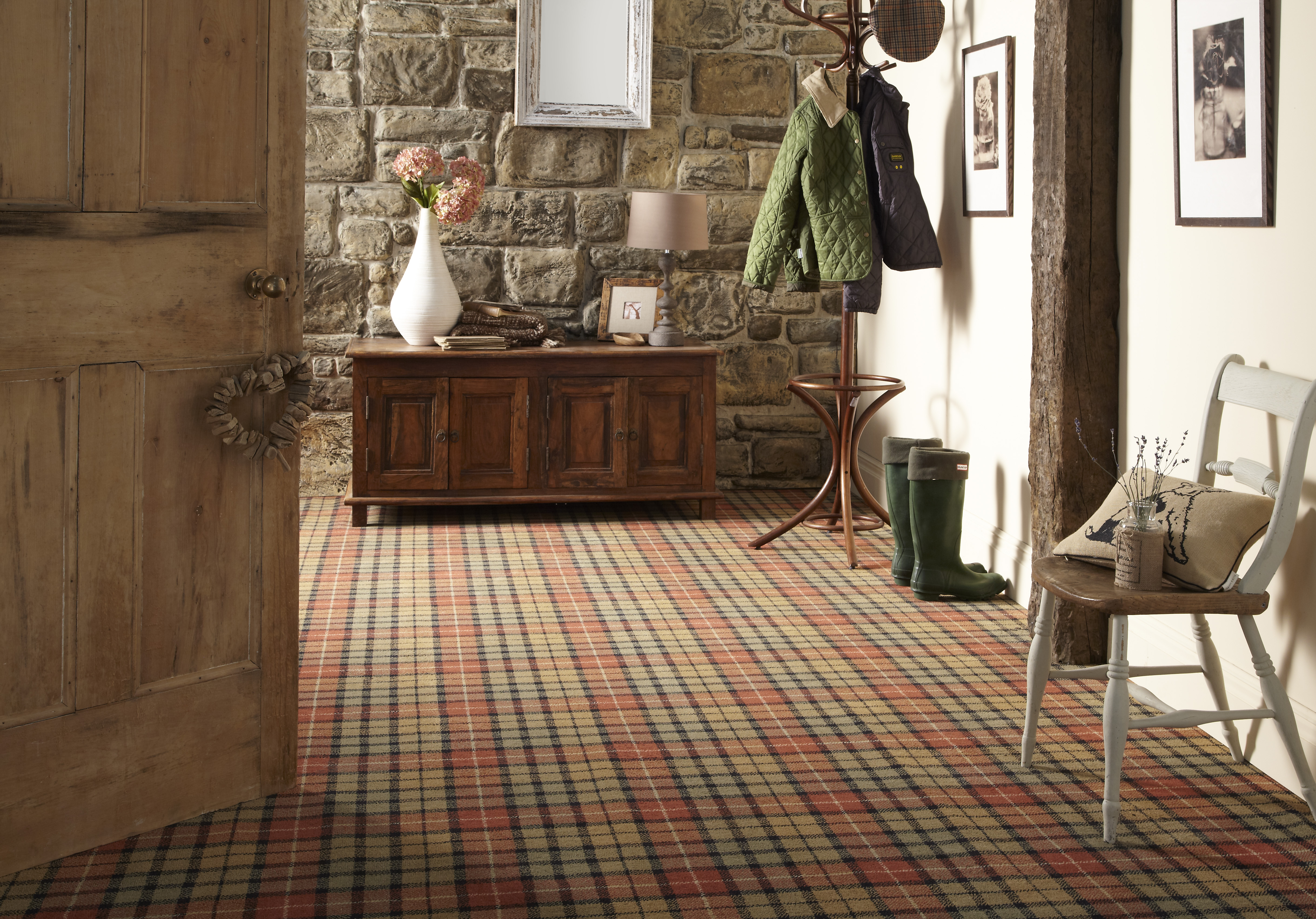 Hugh Mackay  Tartan Collection